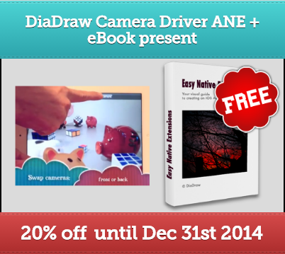 ANE and eBook Promotion | Yeah, But Is It Flash?